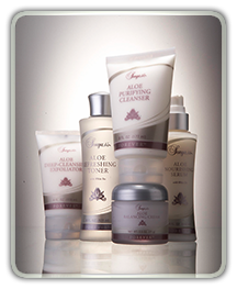 Forever Living Sonya skincare collection