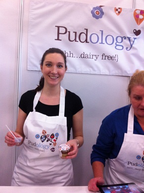 Pudology - sshh dairy free