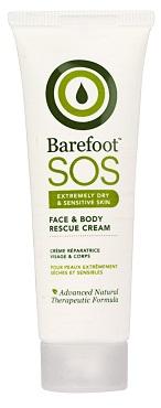 Barefood SOS Face & Body Rescue Cream