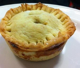 Dan Lepard's mince pie