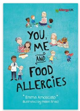 You me and food allergies by emma amoscatto
