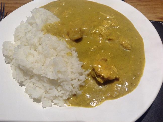 ilumi Chicken Cardamom curry