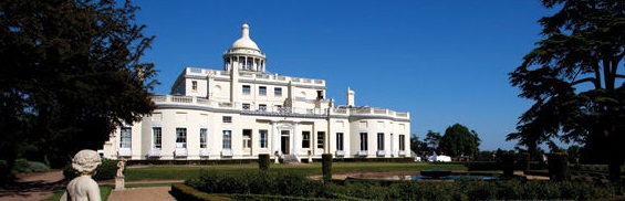 Stoke Park Hotel, great for allergies