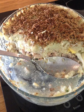 Genius fish pie, gluten, wheat and dairy free