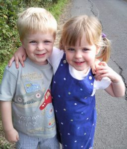 The twins now - coping with Eosinophilic Disease
