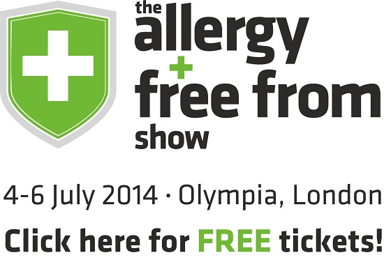 Allergy Show 2014 - Olympia Earls Court