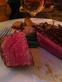 Ravage Restaurant in Copenhagen - magnificent steak gluten, dairy and nut free