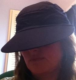 CoolDanna cooling blue baseball cap