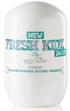 Fresh Kidz Roll on deodorant