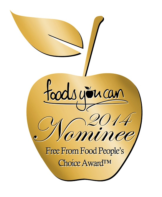 Please vote for What Allergy? in the FreeFrom Food People's Choice Awards 2014