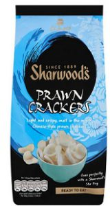 Sharwoods gluten, wheat and dairy free prawn crackers