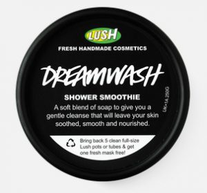 Lush Dream Wash - irritated my skin.  Not great for eczema