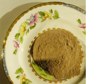 Rhassoul clay - Image from Natural Spa Supplies