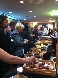 FreeFrom Food Awards 2015 Winner's buffet