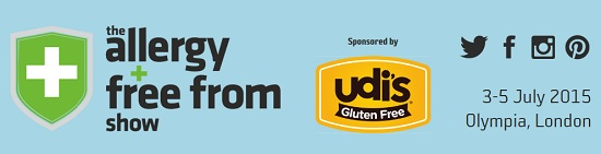 Get your free tickets to the Allergy Show London 2015