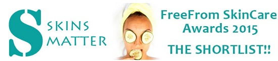 Find out about loads of healthy, natural and organic freefrom skincare products