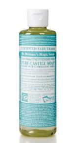 Dr Bronner's Castille soap