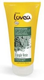 Lavea Green Clay purifying shampoo
