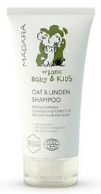 Madara Eco Baby mild shampoo