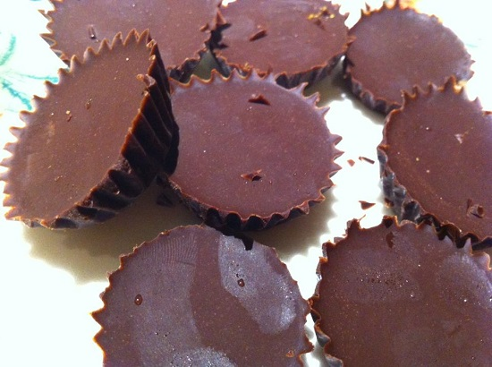 Homemade #dairyfree #soyafree #nutfree #glutenfree chocolate from ChocChick