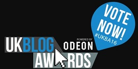 Vote for What Allergy in Health and Food Categories in the UK Blog Awards 2016