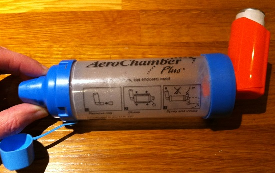 Always use a spacer when you take your preventative inhaler
