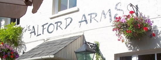 Alford Arms closed
