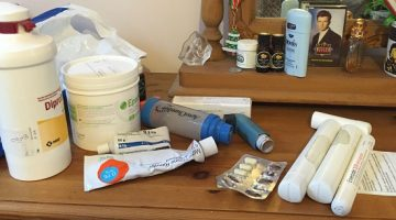 A letter to the NHS… no more antihistamines?