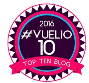 Vuelio top 10 health blogs