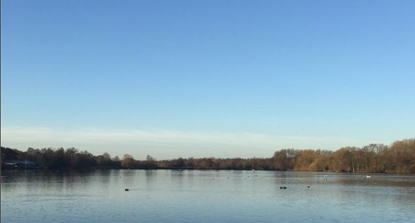 Beautiful place for an anxiety attack