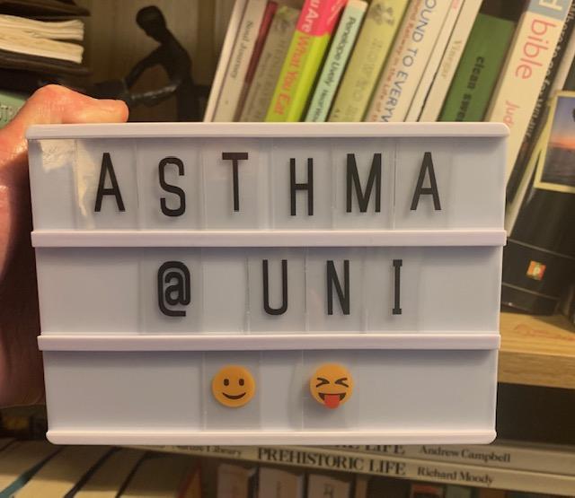 Asthma at University