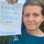 Report topical steroid addiction