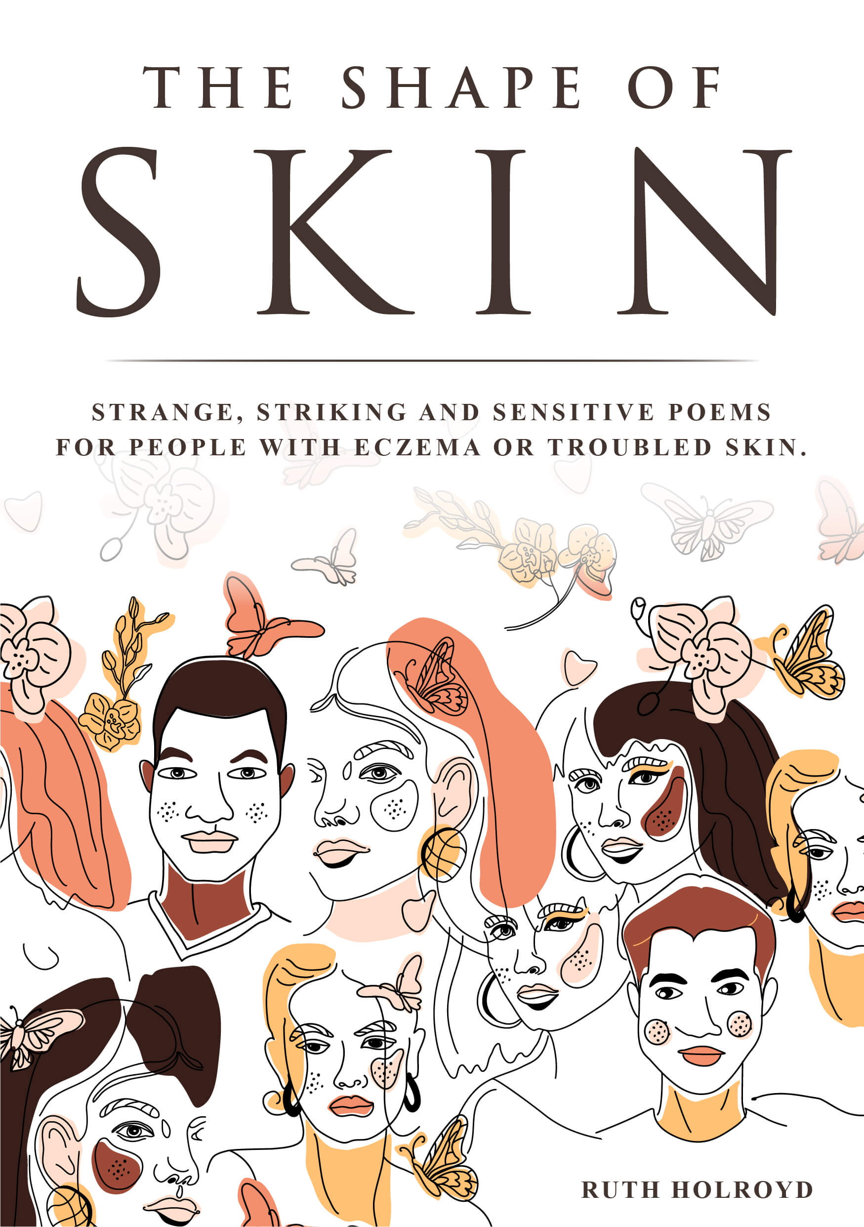 The Shape of Skin - poetry for eczema