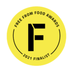 Free From Food Awards Finalist 2021