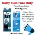 Oatly vs Pure Oaty