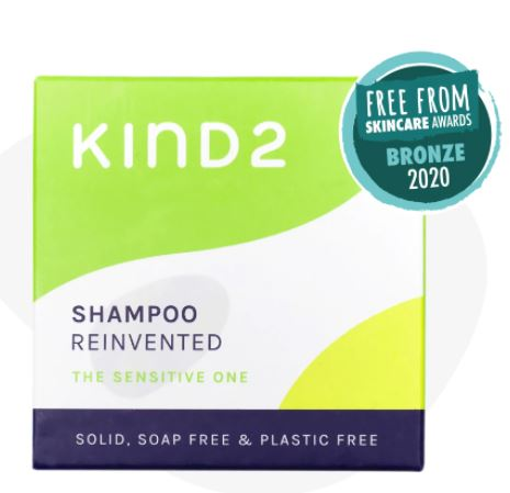 Kind2 Shampoo bar