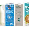 UK oat milks available