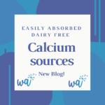 Natural Calcium sources