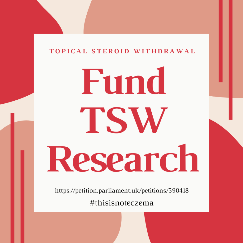 Help fund TSW research