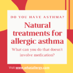 treating asthma naturally